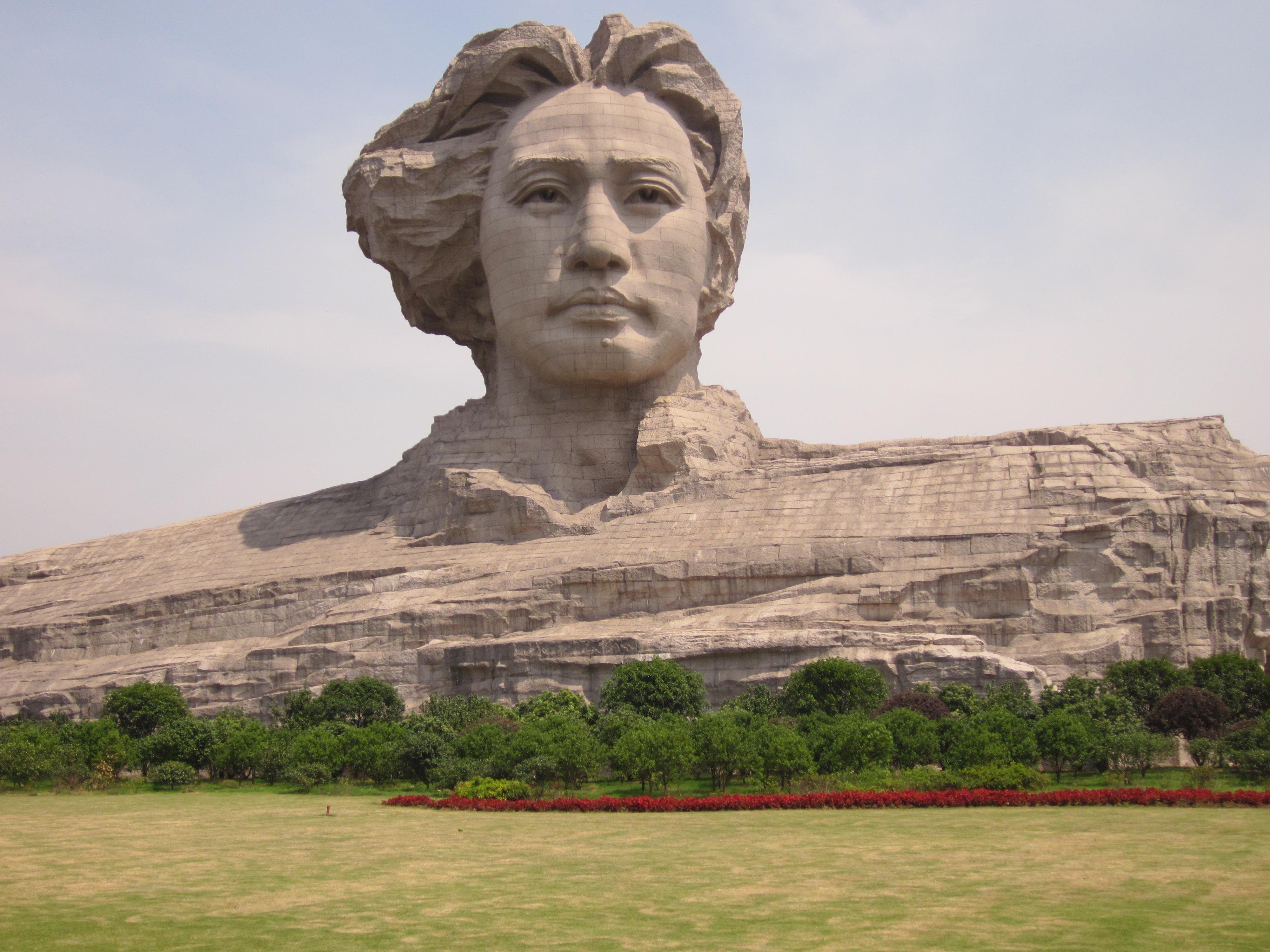 Mao_Zedong_youth_art_sculpture_6