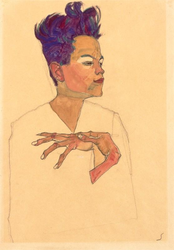 08_schiele-selbstportrat-1910