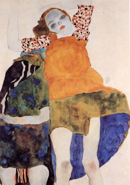 two-seated-girls-1911