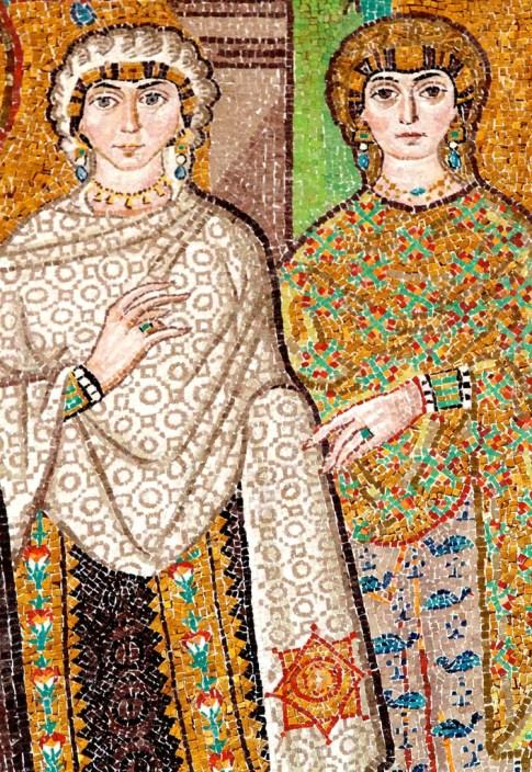 23.4.2010: Basilica di San Vitale, Ravenna.