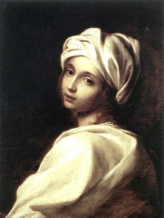 beatrice_cenci 1662 elisabet Sirani