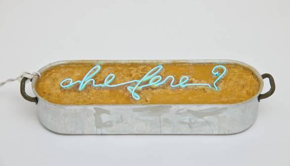 Che Fare? 1968-73 by Mario Merz 1925-2003