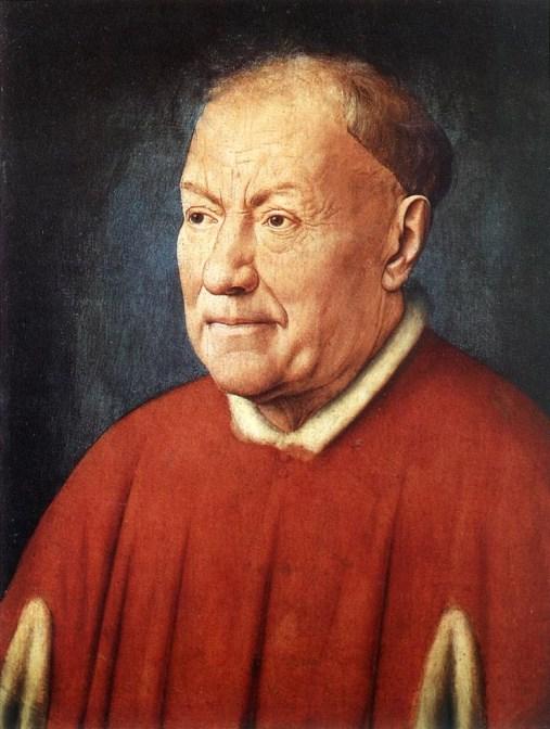 Eyck-Jan-van-Portrait-of-Cardinal-Niccolo-Albergati