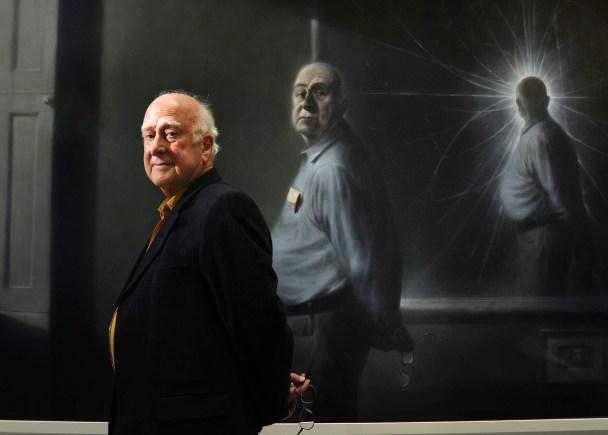 higgs potrait