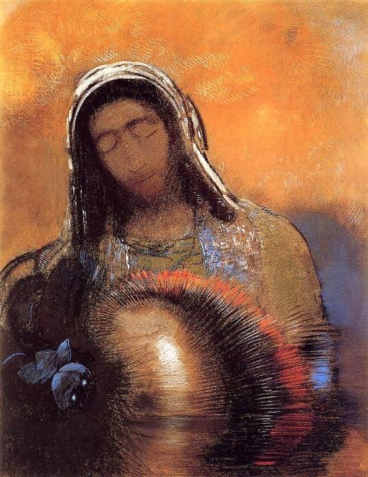 OdilonRedon-Buddha