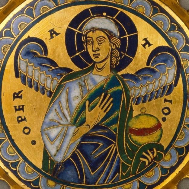 Médaillon-monastère-de-Stavelot-1150-©Musée-des-Arts-décoratifs-de-Berlin-