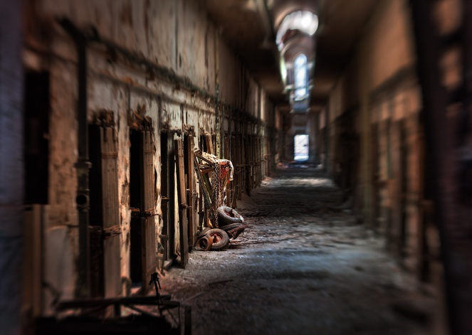 Distant Memories - Eastern State Penitentiary - Philadelphia, PA