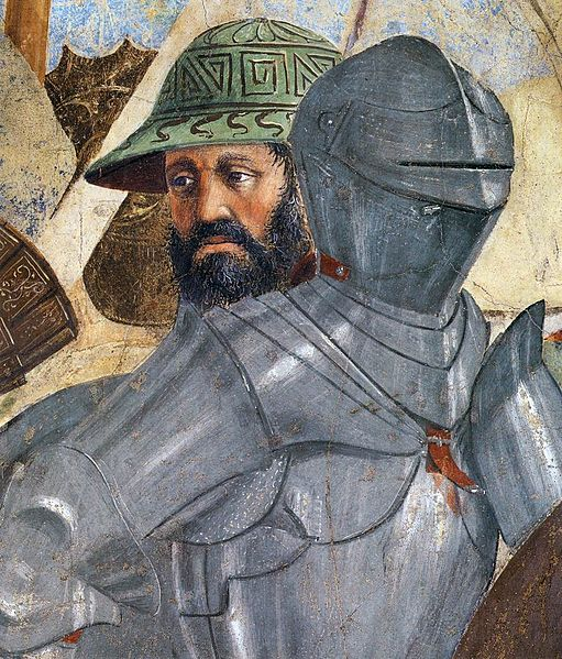 511px-Piero_della_Francesca_-_8._Battle_between_Heraclius_and_Chosroes_(detail)_-_WGA17553