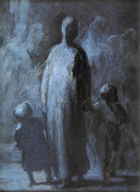 honoredaumier_mother