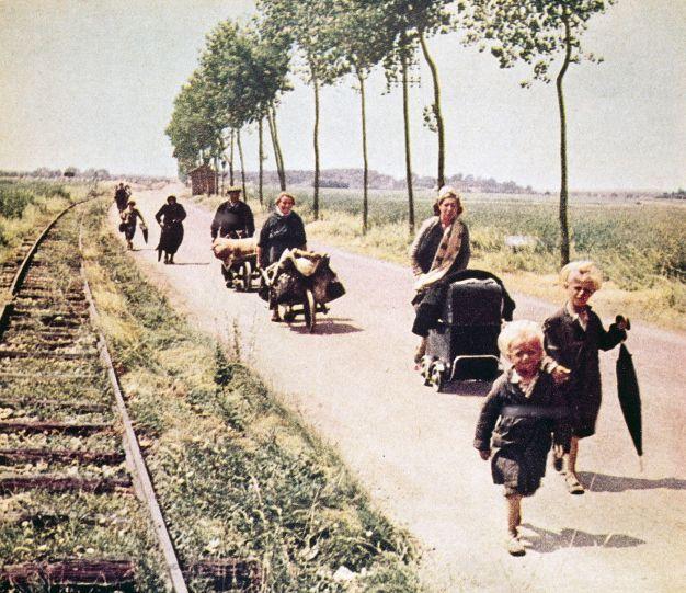 exode-francais-1940f