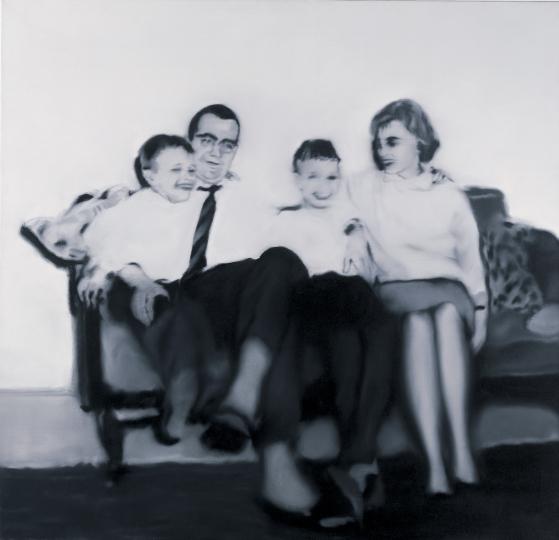 Gerhard-Richter-Familie-Schmidt-1964