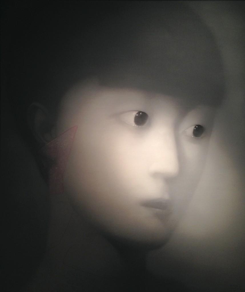 Zhang-Xiaogang-Huile-sur-toile-858x1024