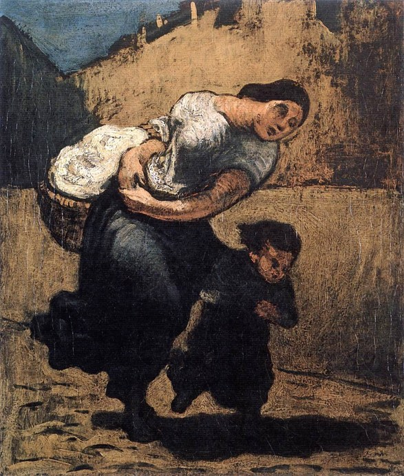 honoredaumier_load-washerwoman