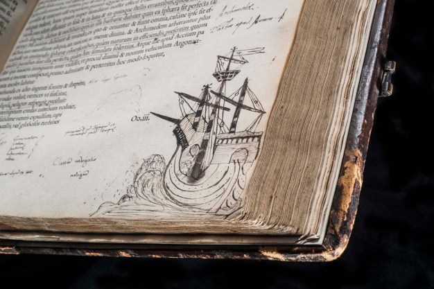 Lost-Library-of-John-Dee-Cicero-Opera-omnia-vol.-2-ship-drawing-copyright-RCP-and-John-Chase-800px
