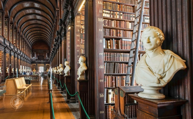 Trinity College Long Room Library