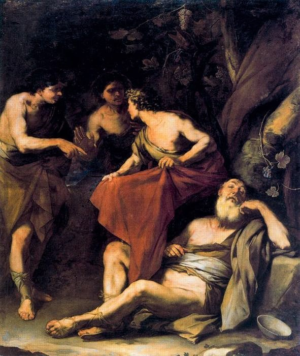 Luca-Giordano-The-drunkenness-of-Noah