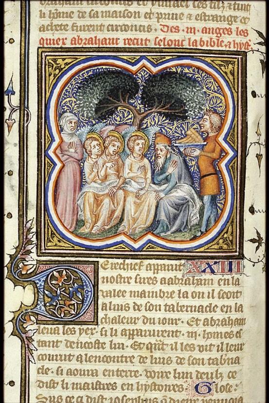 la-visite-des-trois-anges-illustrateur-de-la-bible-historiale-1372-manuscrit-bibliotheque-nationale-la-haye