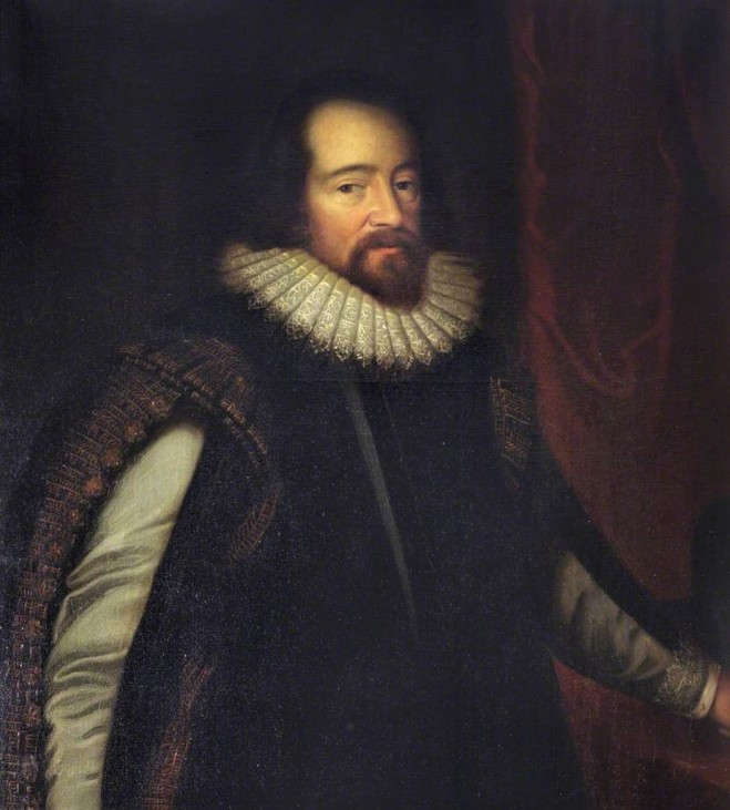 Ernest-Stafford-Carlos-Francis-Bacon-1561-1626-1st-Baron-Verulam-and-Viscount-St...e....Chancellor