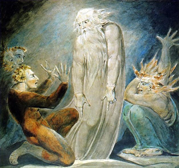 5-The-Witch-of-Endor-William-Blake-2