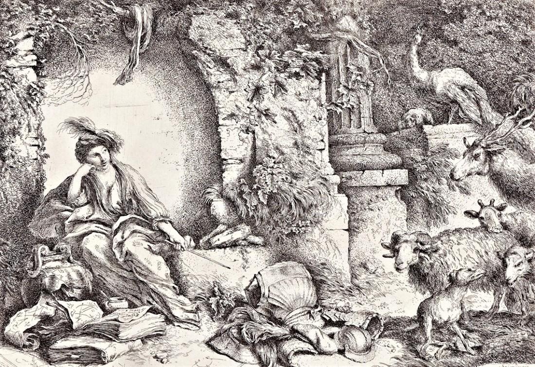 Giovanni_B__Castiglione_-_Circe_with_companions_of_Ulysses_changed_into_animals_WEB