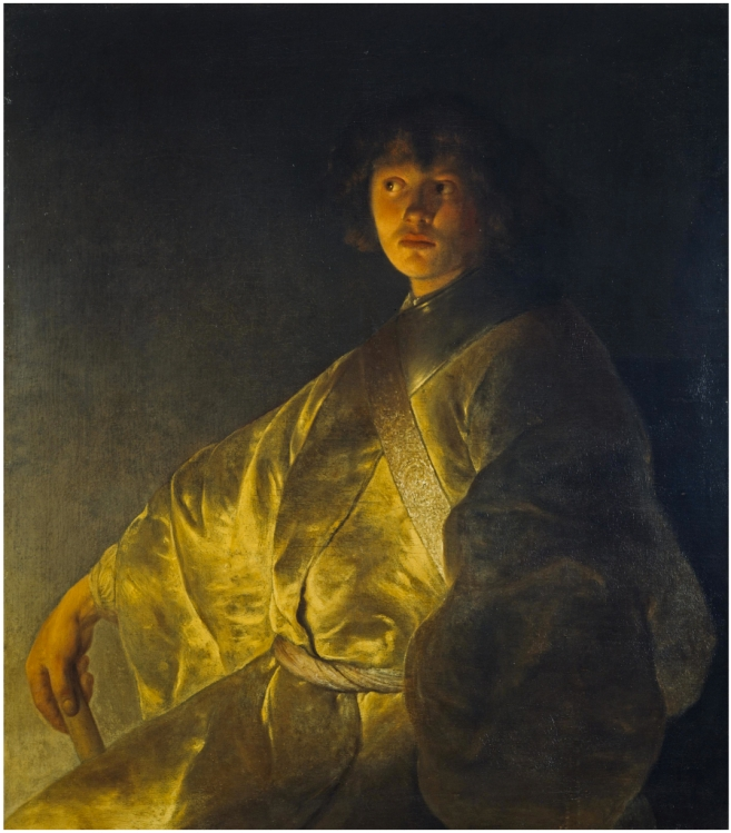Young_Man_in_a_Yellow_Robe_c1630-1631_Jan_Lievens